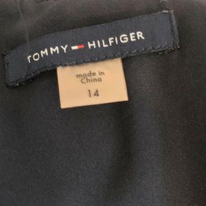 Tommy Hilfiger Dresses - Tommy Hilfiger Dress Denim Snakeskin Sheath